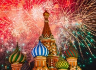 Пищни фойерверки в Москва