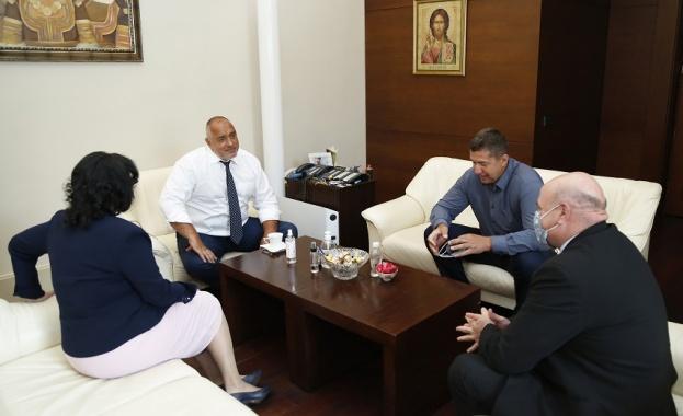 Браншовите организации изразиха благодарност към премиера Борисов за подкрепата към