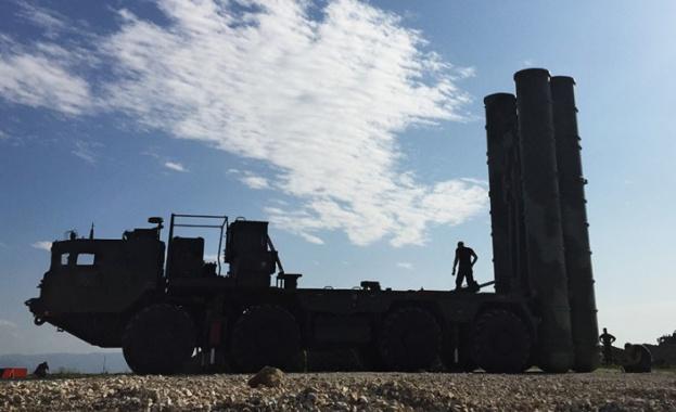 Неяснота около съдбата на руските С-400 в Турция