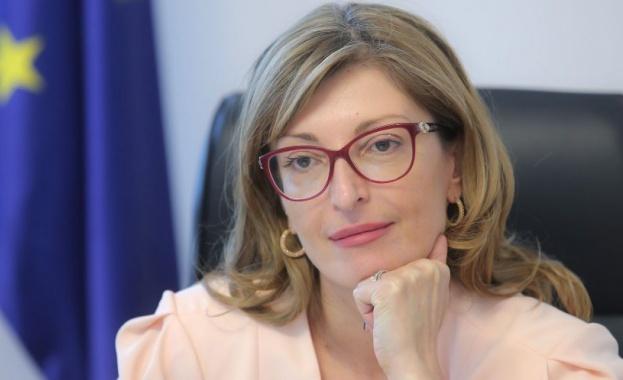 Захариева: Няма нов мониторингов доклад на ЕК