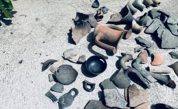 Подводни археологически проучвания извършва Центърът за подводна археология в Созопол.