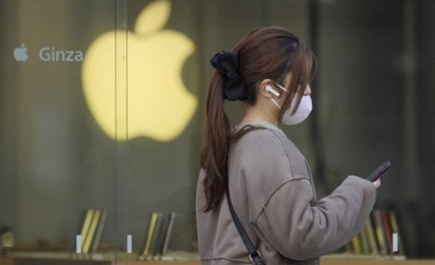 Нова технология на Apple вече разпознава лицето и с маска