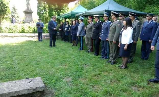 """ВВВУ """"Георги Бенковски"""" отбеляза патронния си празник"""
