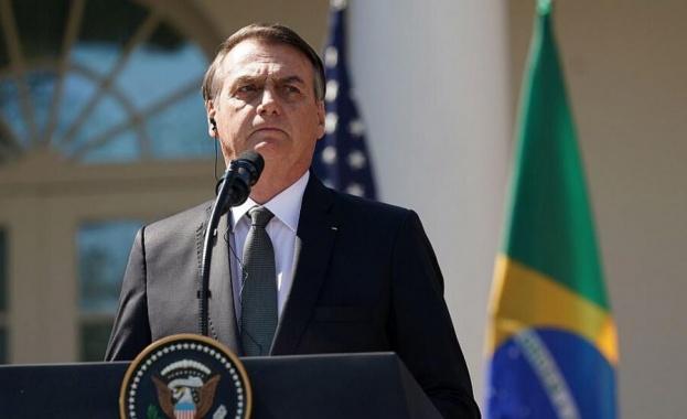 В Бразилия публикуваха скандално видео с президента Жаир Болсонаро
