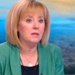 Мая Манолова: Борисов ми се молеше да не се кандидатирам за кмет на София