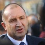 Президентът Румен Радев: Управляващите да работят за чекмеджетата на гражданите, не да ги изсмукват