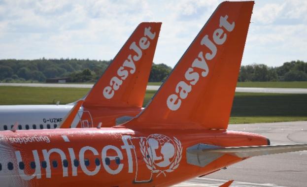 Британската нискобюджетна авиокомпания