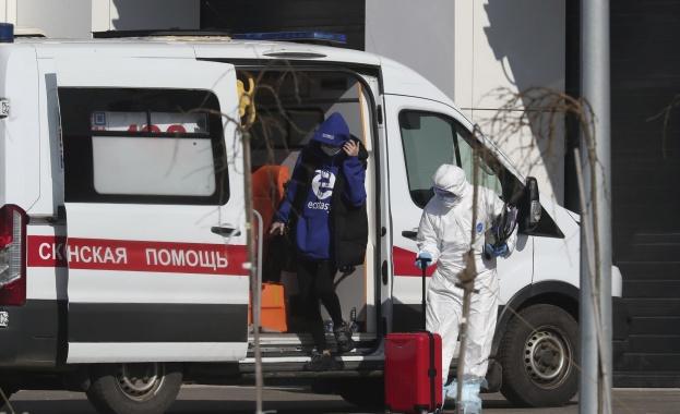 Русия няма да включва в статистиката за заболеваемост и смъртност