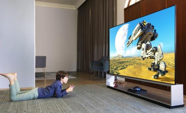 LG Electronics (LG) обяви лансирането на звездните си телевизори за