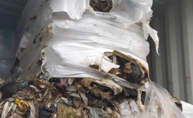 В Червен бряг откриха загробен боклук с неясен произход