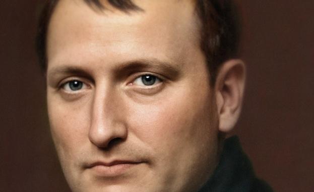 Интернет потребител, използващ услугата Art Breeder, пресъздаде лицето на известния