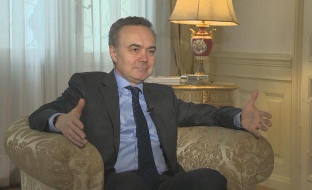 Посланикът на Италия Стефано Балди за първи път е в
