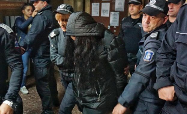 Преди около седмица Невена Й. беше пусната под домашен арест