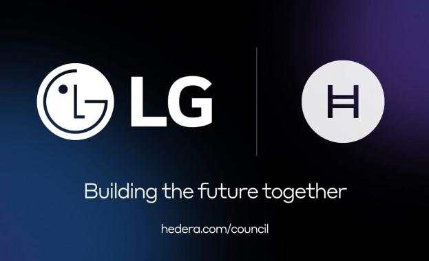 LG Electronics Inc. (LG) и Hedera Hashgraph, бизнес платформа за