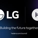 LG се присъединява към управителния съвет на Hedera