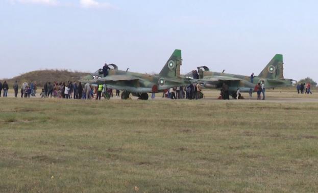 В края на месец юли 2020 г. първият ремонтиран Су-25