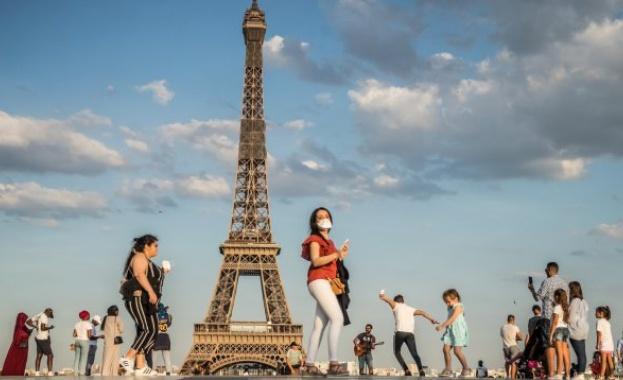 Над 100 починали за 24 часа във Франция, но страната разхлабва мерките