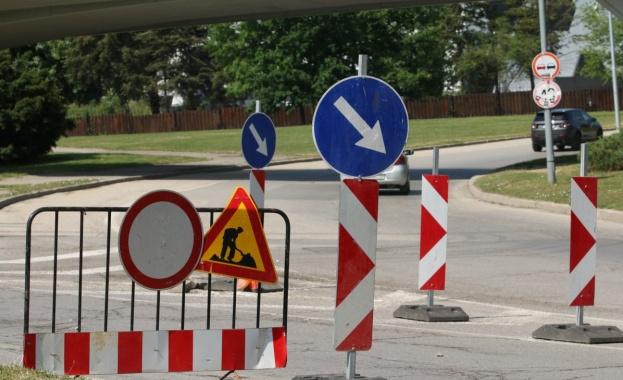 Текат ремонти по пътя Пещера - Пловдив и Радилово - Пещера