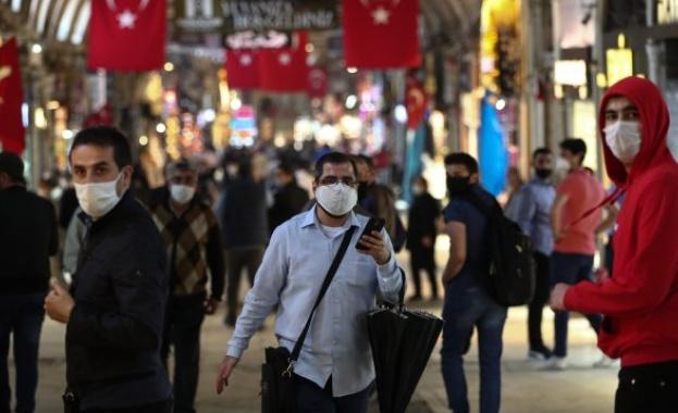 В Турция влиза в сила частична карантина