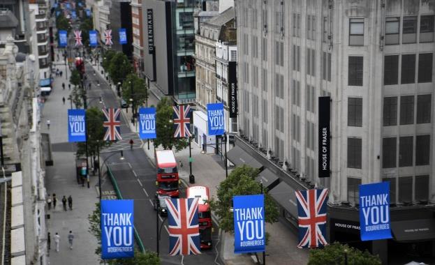 Великобритания въвежда задължителна 14-дневна карантина за всички пристигащи в страната