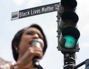 Кръстиха площада пред Белия дом Black Lives Matter
