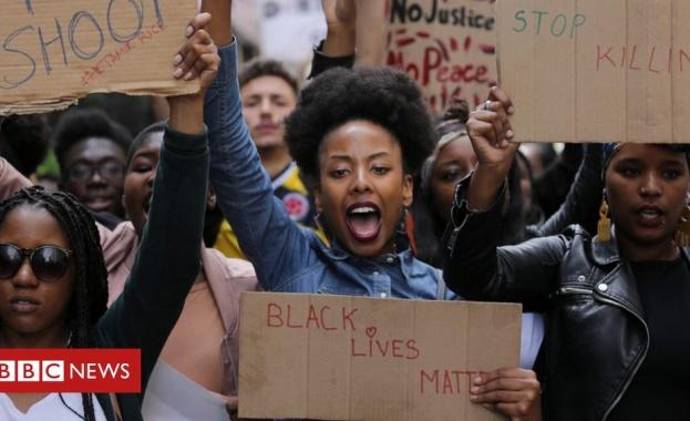 Хиляди се очакват да се стекат по улиците на американската