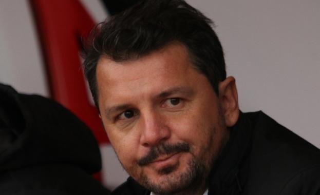 Наставникът на ЦСКА-София Милош Крушчич сподели, че неговите футболисти сами