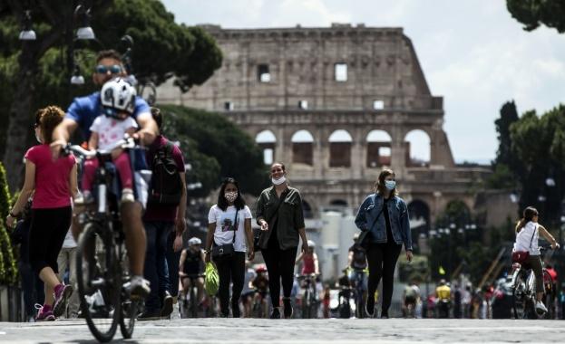 Премиерите на Италия и Испания – двете държави-членки на Европейския