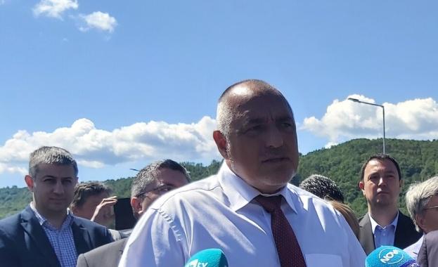 Борисов: Не е укоримо, че съм помагал на Бобоков. Познавам целия бизнес.