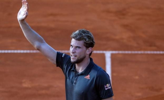 Австрийският тенисист Доминик Тийм (№3) спечели първия турнир от веригата