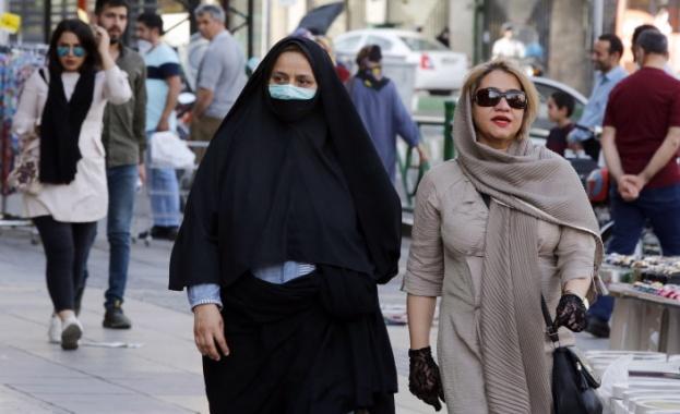 Иран съобщи, че за трети пореден ден жертвите на коронавируса