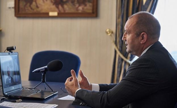 На 4 юли, събота, в 10.00 часа президентът Румен Радев