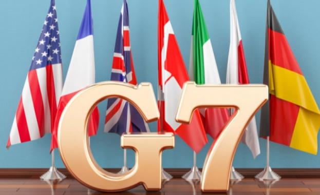 Започна срещата на външните министри на Г-7 в Лондон