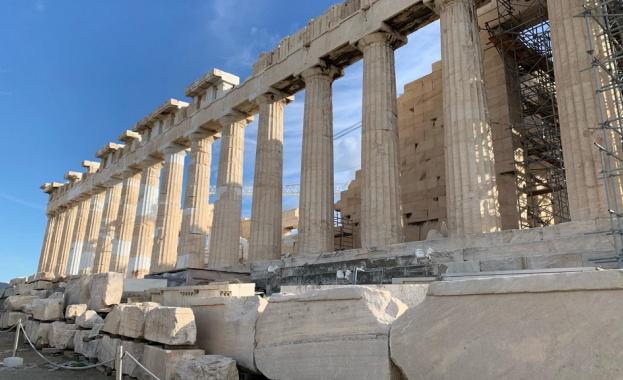 Гърция засилва натиска за връщане на скулптурите от Партенона, които