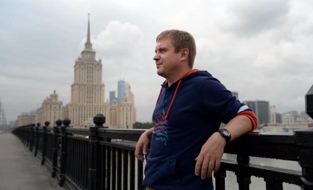 Сергей Лебедев е ново име в руската интелектуална проза, което