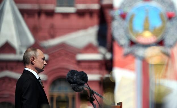 Путин: Съветският народ смаза нацизма