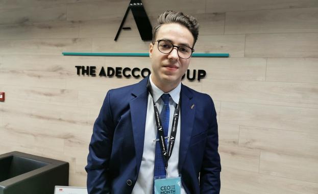"Теодор Жеков бе избран за ""CEO for One Month"" на"
