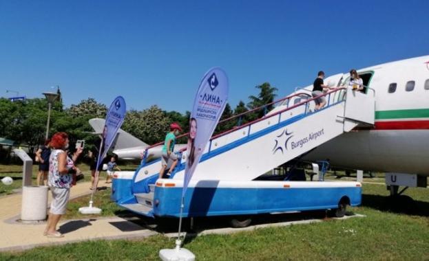 Невероятен празник за рождения ден на Авиомузей-Бургас, забавлението продължава и в неделя