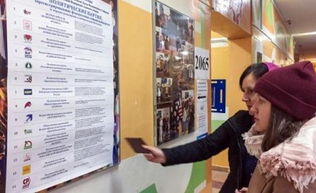 Днес е последният ден от гласуването на конституционните промени в Русия