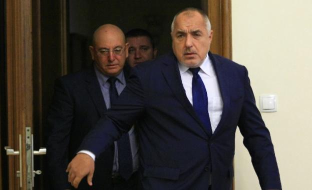 В остър спор влязоха премиерът Бойко Борисов и министъра на