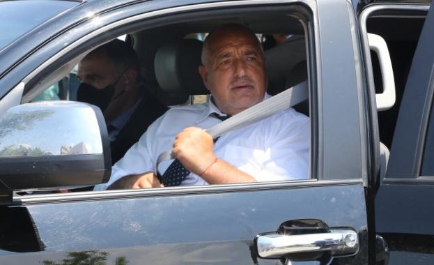 Премиерът Бойко Борисов бе категоричен, че не води война с