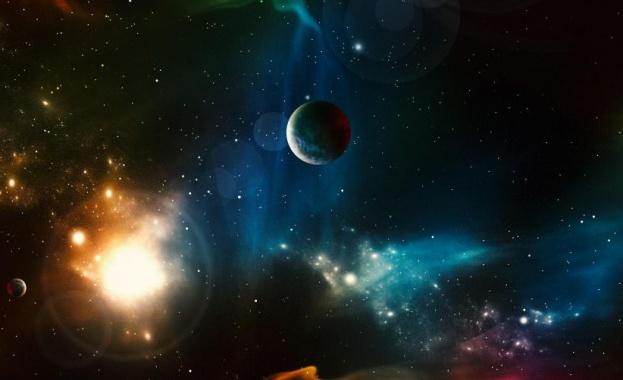 За първи път астрономи видяха как изглежда ядрото на газов