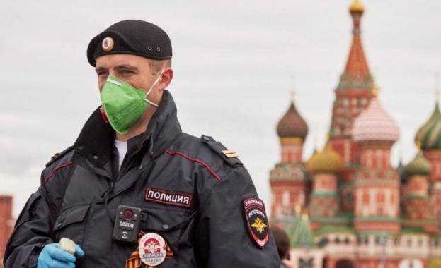 Русия обяви , че е регистрирала над 10 000 починали