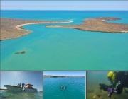 Откриха древни останки от аборигенска култура на дъното на Индийския океан