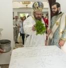 """Осветиха нов храм """"Свети Петър и Павел"""" в с. Владо Тричков"""