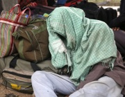 Задържаха над 50 нелегални мигранти край Любимец