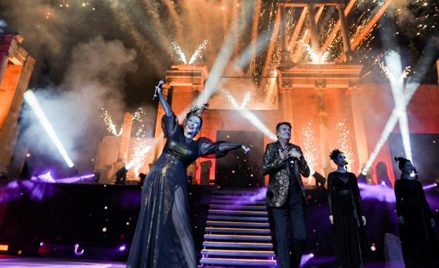 Снощи на бляскава церемония в Античния театър на град Пловдив