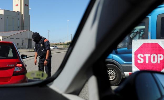 Властите в испанската автономна област Галисия въведоха отново карантина за