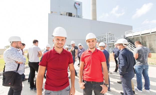 От началото на юли 2020 г. EVN България организира за
