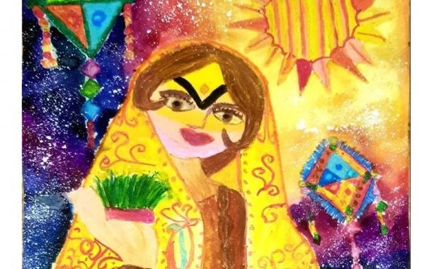 """Приключи международен онлайн конкурс за рисунка """"Нека защитим нашия свят:"""